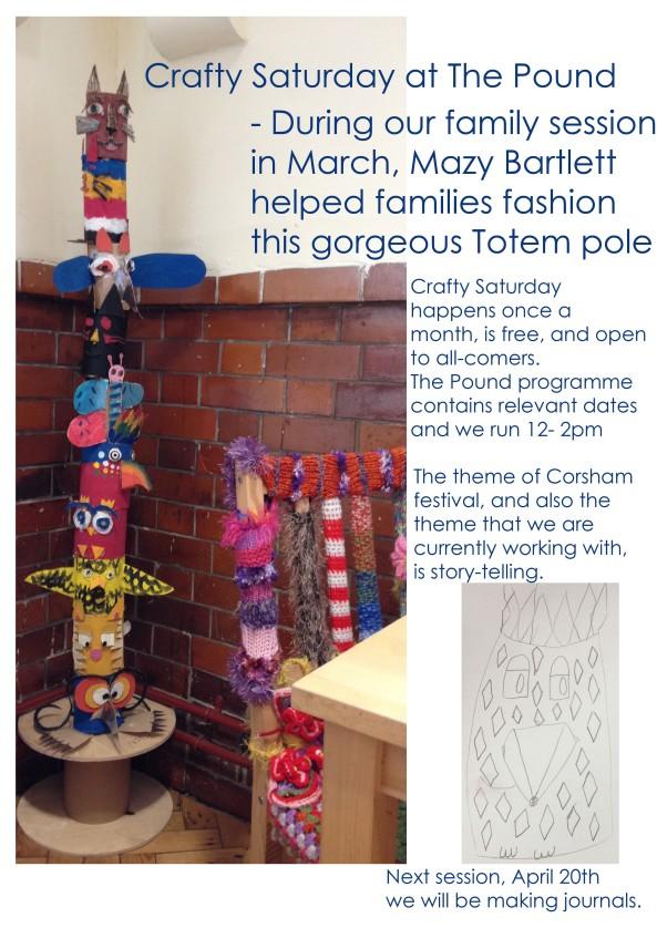 2013 March Crafty Saturday