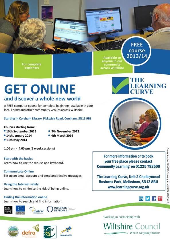 Get Online Corsham
